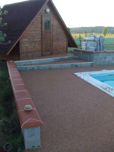 Sol drainant plages de piscine lourdes 65 r alisations - Piscine de la durantiere ...